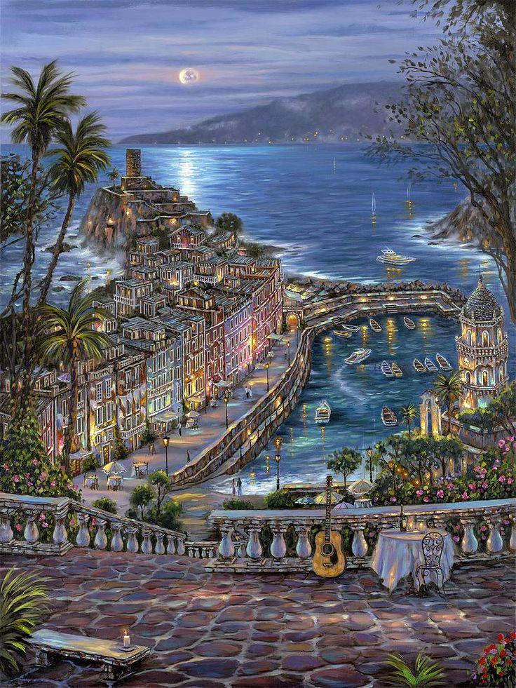 Robert Finale   Romantic impressionist painter   Tutt'Art@   Pittura * Scultura * Poesia * Musica  
