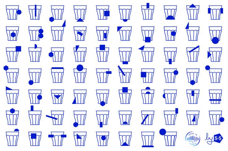 À l'occasion des 70 ans de la marque Duralex, le 5.5 designstudio révèle toutes les facettes du verre iconique «Picardie». Une collection de compléments d'objets qui transmet à ce verre de nouveaux usages pour accompagner les petits moments anodins de notre quotidien. Pour que chacun puisse profiter de ces créations inédites, les fichiers 3D des objets présentés seront téléchargeables gratuitement sur le lieu d'exposition. Chacun pourra ainsi donner vie à ces objets avec son imprimante 3D.