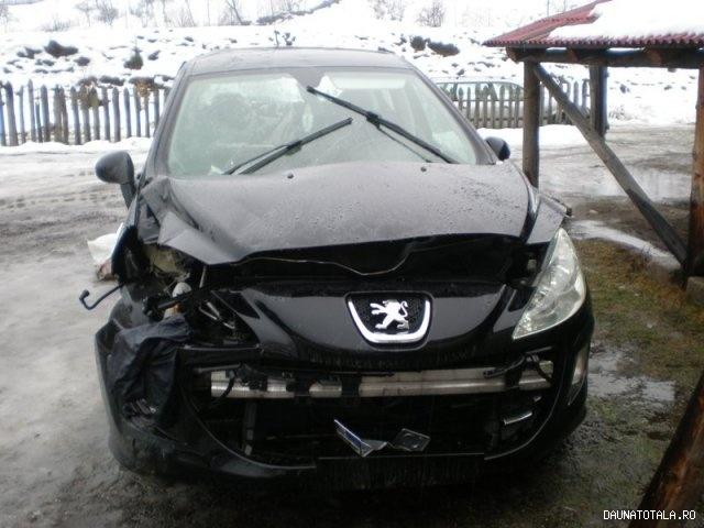 Peugeot 308 de vanzare avariat