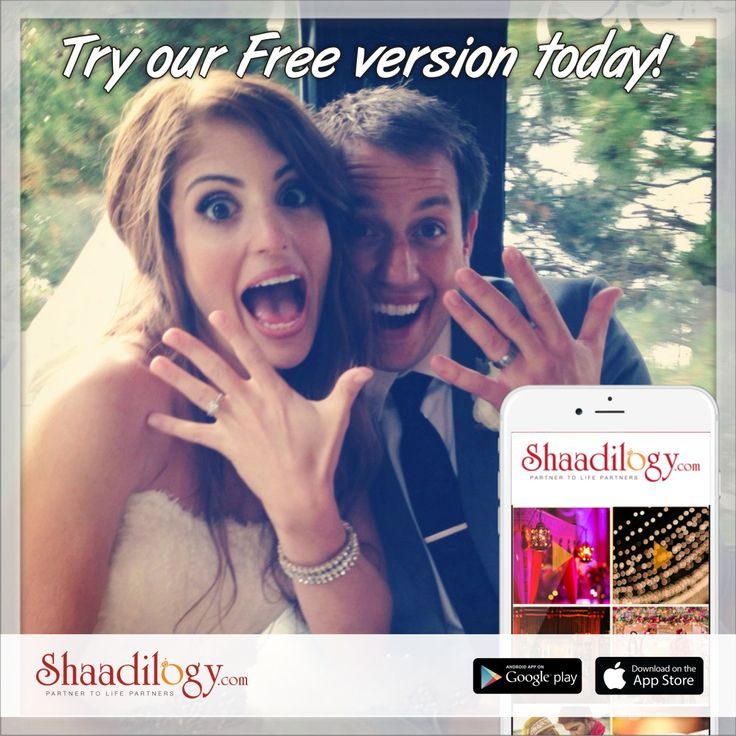 Shaadilogy Event App gives you the ultimate solution in managing your wedding. Take the free trial and get upgraded to Version 1 & 2. http://apple.co/1NTofef