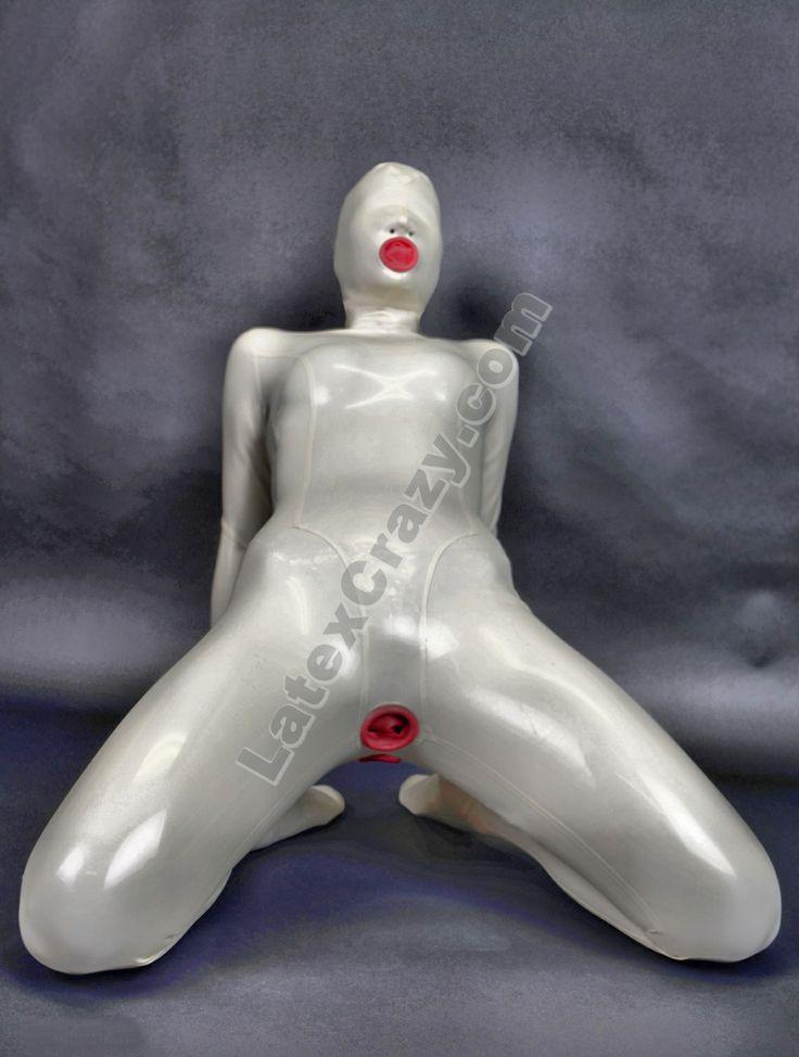 condom catsuit ggg thomson