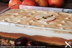 Apfel - Zimt - Tiramisu (Rezept mit Bild) von Cassilde_25 | Chefkoch.de