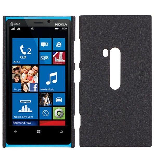 Rock Shell (Musta) Nokia Lumia 920 Suojakuori