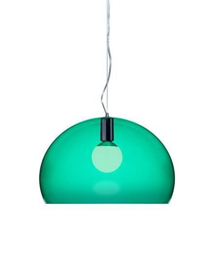 Lampada Fly di Kartell, design Ferruccio Laviani