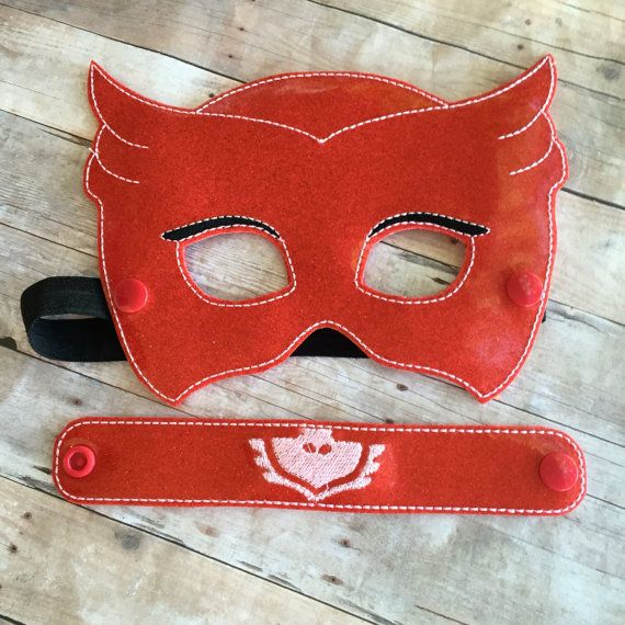 Máscaras de acostarse héroe inspirado en máscaras de por GagiePoos