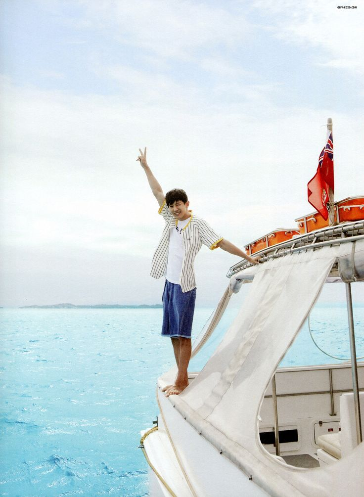 [SCAN] dear happiness photobook - 2/3 (100p) :: OliV*올리브