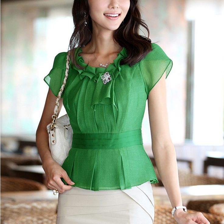Cheap blouse long, Buy Quality shirt textile directly from China blouse leopard Suppliers:                                With Brooch!2014 New Arrival Top Best Selling       Woman chiffon