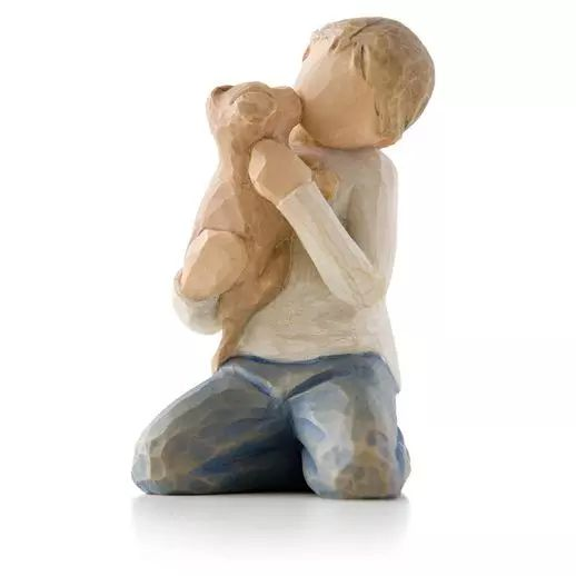 Willow Tree® Kindness Boy Figurine