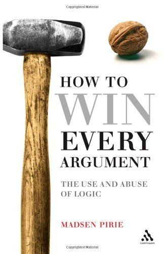 216 best appsbookstech toys images on pinterest books books to how to win every argument the use and abuse of logic book fandeluxe Gallery