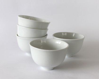 Porcelanowe czarki (4szt.)