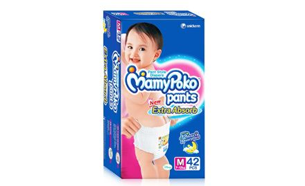 Rs 30 off on Mamy Poko Pants worth Rs 499- Medium and Large size only. Valid at Big Bazaar, Auchan, MORE Hypermart, Reliance retail, Spencers & Easyday