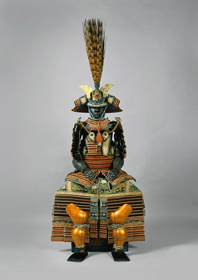 Suit of dōmaru gusoku–type armor, 1700–1732  Japan, Edo period (1615–1868)