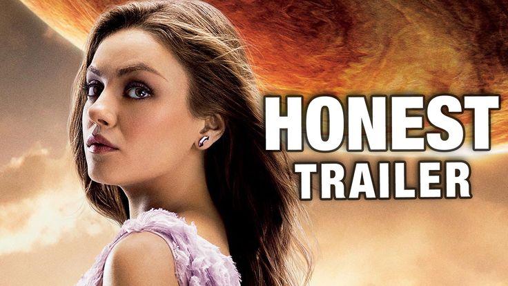 Jupiter Ascending! [Honest Trailers] #jupiterascending #honesttrailer #film #movies #geek #funny #honesttrailers #trailer