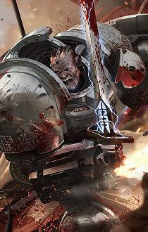 Supreme Grand Master of The Grey Knights, Kaldor Draigo #warhammer #wh40k #warhammer40k