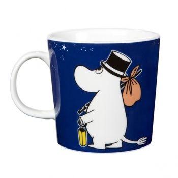 Moomin mug Moominpappa.