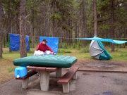 Cómo acampar en la lluvia   campamento y camping