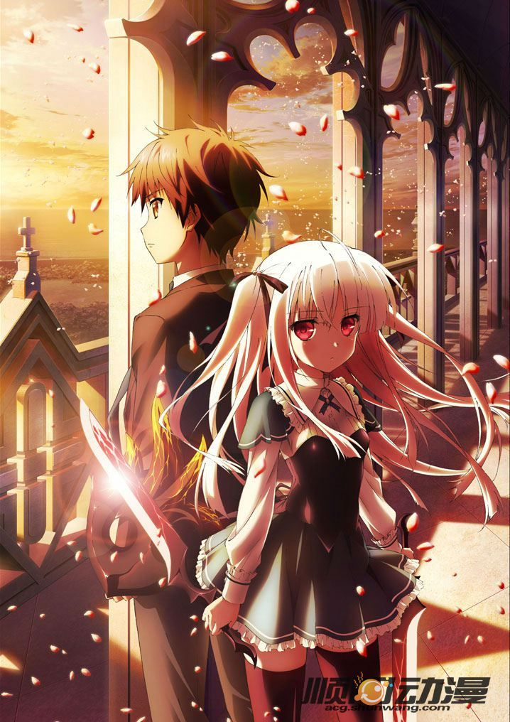 absolute duo anime - Buscar con Google