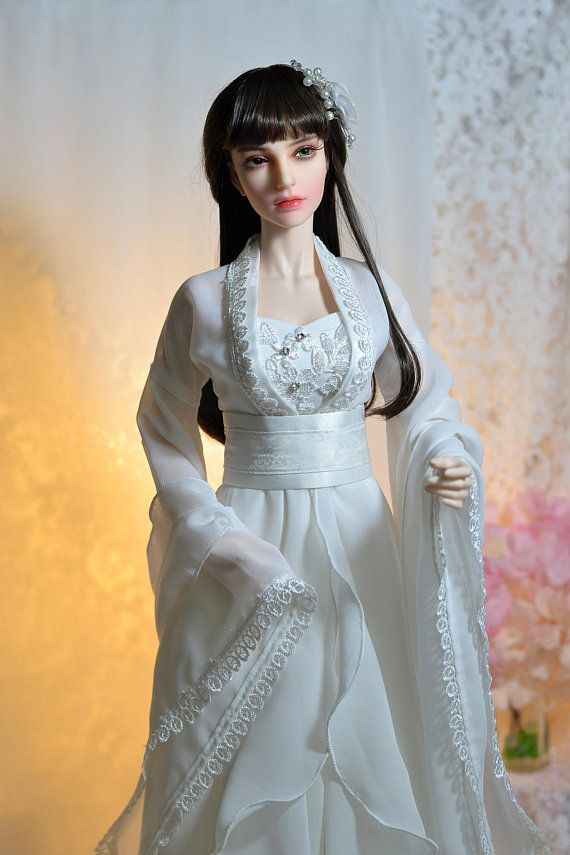 bef007f0d8140 Ancient Chinese Costume Sets for Iplehouse SID BJD in 2019 ...