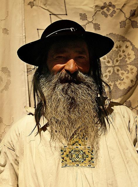 #Gypsies -#gypsy man
