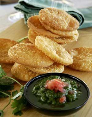 Cómo preparar Sopaipillas, un clásico invernal - Guioteca