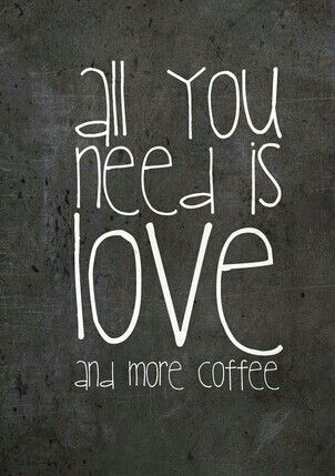 We all need love and more coffee!  Come to Bagels and Bites Cafe in Brighton, MI for all of your bagel and coffee needs!  Feel free to call (810) 220-2333 or visit our website www.bagelsandbites.com for more information!: