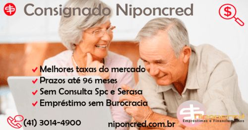 Consignado Niponcred