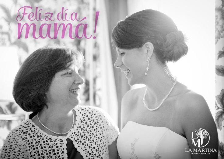 Feliz Día de La Madre les desea La Martina! www.lamartinaeventos.com
