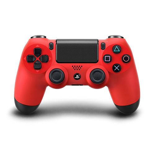 PS4 - DualShock 4 Controller - Red