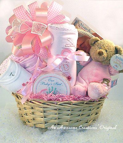 38 best Gift Baskets! images on Pinterest | Baby presents, Gift ...