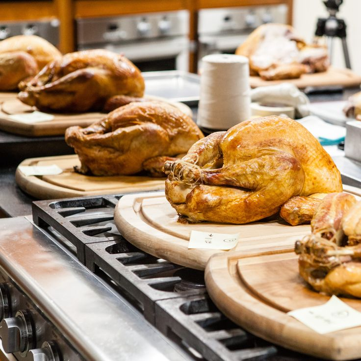 Our guide walks you through turkey shopping, pretreating, roasting, and carving, plus provide tips and tricks for everything from how to know when your bird is done to whether you should salt or brine.