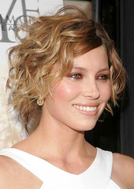 Short Hair Cuts for Curly Hair | 2013 Short Haircut for Women