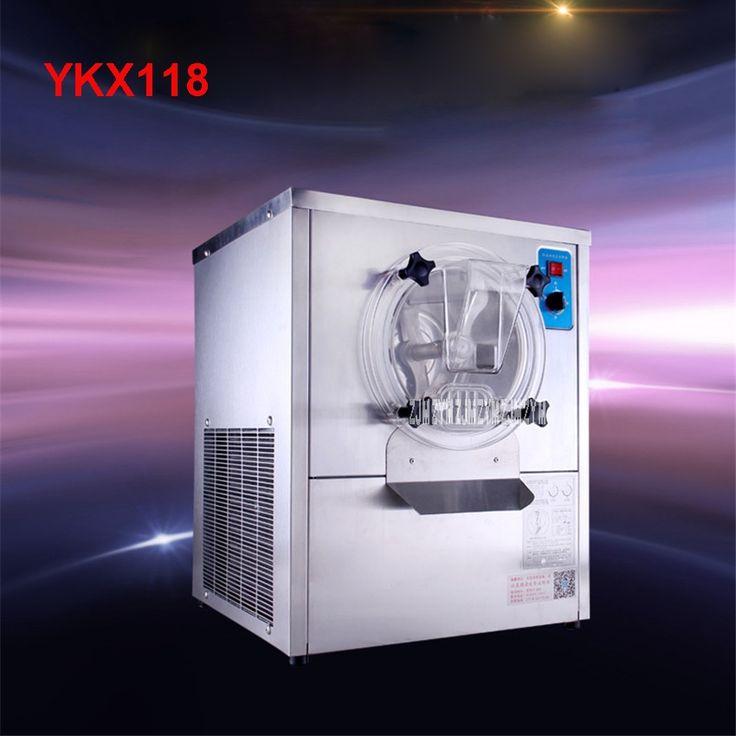 779.00$  Watch now - YKX118 220V/50 Hz 12-15L /H Commercial Soft Ice Cream Maker Three Ice Cream Machine Tastes 1500 W Professional Yogurt Machine  #magazineonline