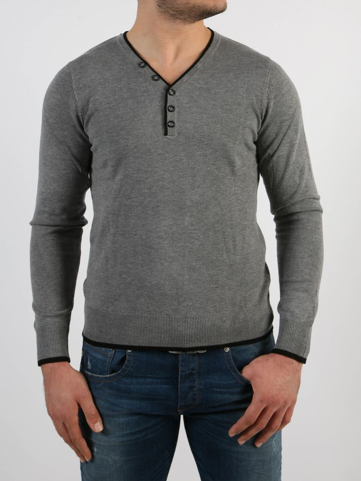 KUNKING: Men's Long Sleeve T-Shirt