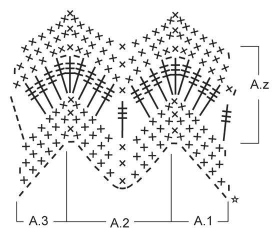 """Better Days - Gehaakte DROPS poncho met kantpatroon van """"Big Delight"""". Maat: S - XXXL - Free pattern by DROPS Design"""