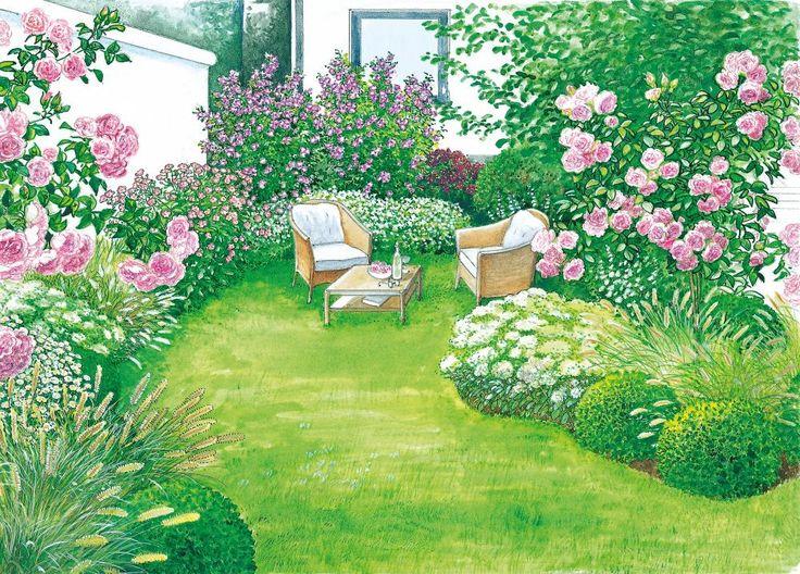 40 migliori immagini creare un giardino su pinterest for Creare un giardino