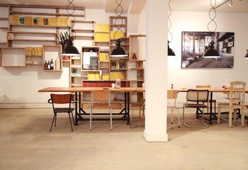 Hutspot Amsterdam #cafe #shop #design #amsterdam