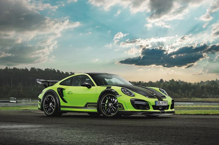 TechArt's modified Porsche 911 Turbo GTstreet R offers thrills which can keep Porsche fans revving till the GT2 RS makes its official debut.