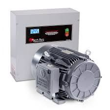 We offer phase converters for home which are engineered to operate three phase radio and television equipment from a single phase power supply in the most affordable prices and in the most reliable way.