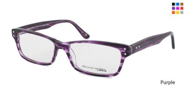 7a5121ef08 Purple William Morris London WM7106 Eyeglasses