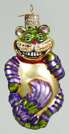Replacements, Ltd. Search: old world christmas ornaments ~ Chesire Cat ~ NB774 ~ CO MEFXMSOOWC $10.99