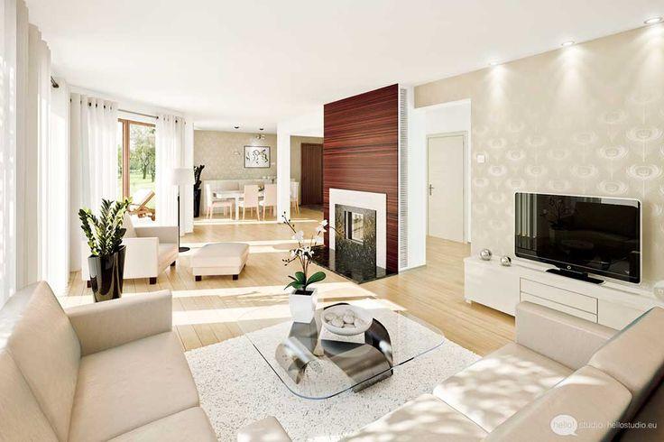 Model Ruang Tamu Mewah Desain Warna Putih Minimalis