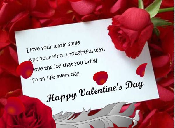 Pin By Nisha On Something To Say Happy Valentine Day Quotes