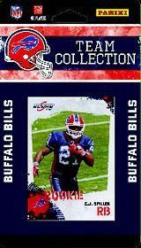 ~Buffalo Bills 2010 Score Team Set~ backorder