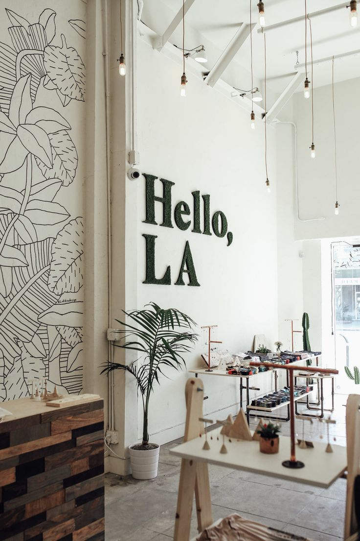 hello, LA coffee shop, trendy spots los angeles, trendy cafe, interior design, fashion blogger, cali girl