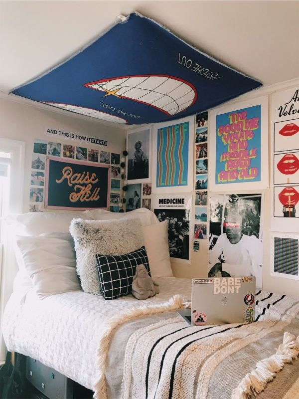 Dorm Room Wall Decor: College Dorm Room Decor, Dorm Room