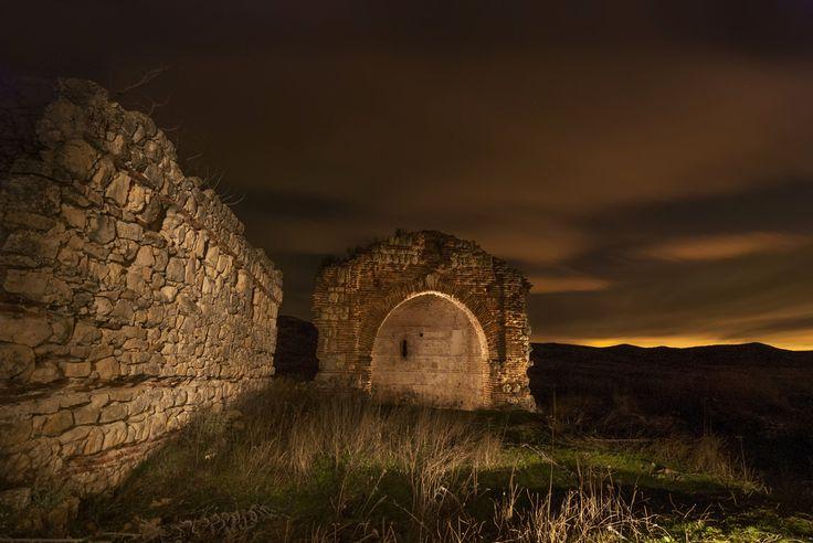 Localizaciones nocturnas. Parte II. ~ Lunáticos de la hiperfocal