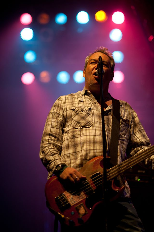 Mike Watt and The Missingmen Performing @ ATP – 2010 – The Nightmare Before Christmas – Curated by Godspeed You! Black Emperor.