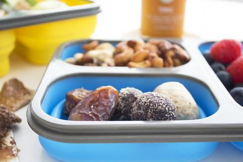 Silicone Bottle and Box Combo - LunchBox Inc.