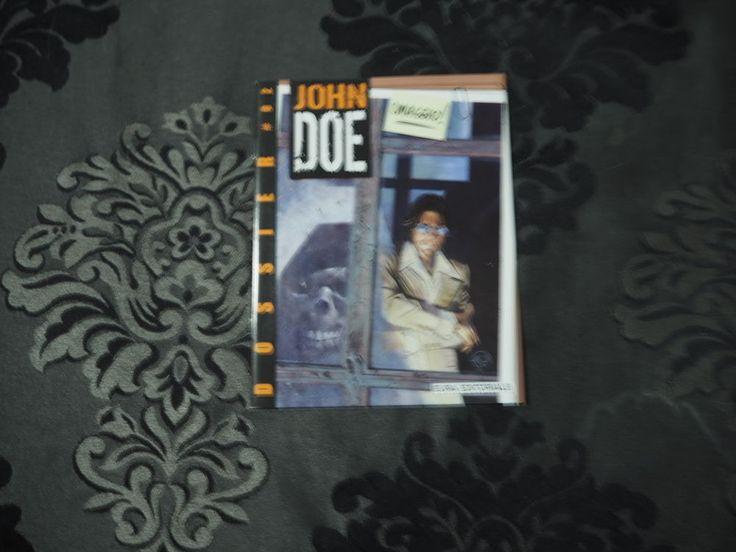John Doe Dossier #02 + altro Bonelli