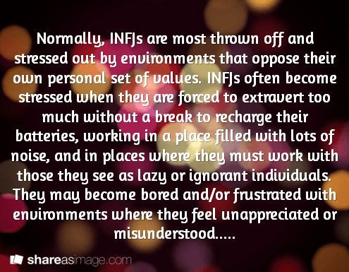 extraverted feeling inferior in a relationship
